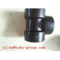 Buy cheap TOBO STEEL Group  ALLOY C2000 forged threaded tee from wholesalers