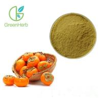 Buy cheap 100% Natural Healthy Product Persimmon Extract / Persimmon Fruit Extract Powder from wholesalers