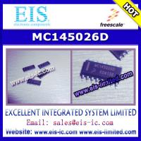Buy cheap MC145026D - FREESCALE - Encoder and Decoder Pairs CMOS product
