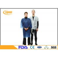 Buy cheap Colorful Disposable SPA Products Disposable Bath Robes / sauna gown suit For Hotel / Home from wholesalers