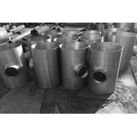 Buy cheap Corrosion Resistance ANSI Stainless Steel Reducing Tee from wholesalers