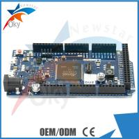 Buy cheap DUE R3 Board For Arduino , SAM3X8E 32-bit ARM Cortex-M3 Control Board from Wholesalers