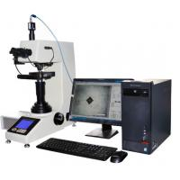 Buy cheap Accurate Hardness Testing Machine , Fully Automatic Vickers Hardness Tester from wholesalers