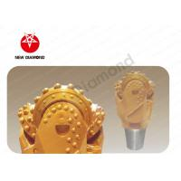 Buy cheap Hard And Abrasive Tricone Drill Bit 6 3/4 With Polishing Surface Treatment from wholesalers