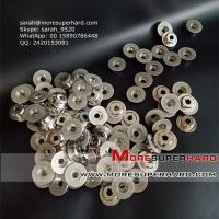 Buy cheap for chip removing diamond/cbn grinding wheel sarah@moresuperhard.com from wholesalers