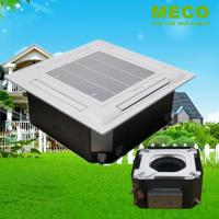 Buy cheap Chilled Water ceiling cassette Fan Coil Unit-200CFM with build in drain pump from wholesalers