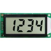 Buy cheap 4 Numbers New Flexible Segment LCD Display Module (SMS0408G) from wholesalers