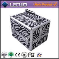 Buy cheap LT-MCP0160 alibaba china online shopping new product aluminum bag cosmetic train case from wholesalers