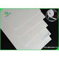 Buy cheap 230gsm 280gsm Cardboard Paper Roll / High absorption Food Grade Fiber Natural Absorbent Paper Sheet from wholesalers