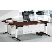 Buy cheap simple steel frame office desk product