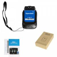 Buy cheap VPECKER E4 Phone Bluetooth Full System OBDII Scan Tool for Android Support ABS Bleeding/Battery/DPF/EPB/Injector/Oil Res from wholesalers