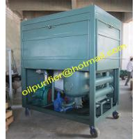 Buy cheap New Style Transformer Oil Filtration Equipment with half canopy Enclosure Cover,Outside wo from wholesalers