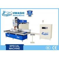 Buy cheap CNC Stainless Steel Water Sink Automatic Seam Welder Machine White from wholesalers