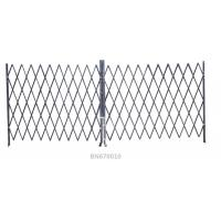 Buy cheap Bi Fold Industrial Steel Folding Security Gates , Warehouse Retractable Security Gate from wholesalers