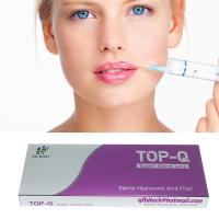 Buy cheap 24MG TOP-Q Super Derm Line Injectable Dermal Filler 2CC Lip Augmentation Hyaluronic Acid Filler Injection from wholesalers