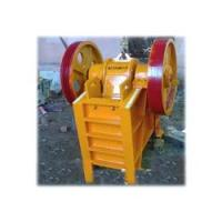 Buy cheap 2012 Hot Sale Stone Jaw Crusher for Sale with ISO9001 Certification from wholesalers