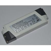 Buy cheap 24W 500Ma / 600Ma 24V DC Constant Current Led Driver EN 61547 CE ROHS product