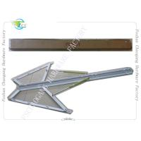 Buy cheap Hydraulic Bed Frame Gas Lift Metal Bed Frame Parts Customized Length from wholesalers