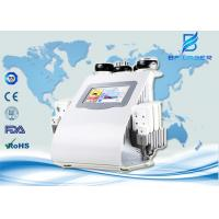 Buy cheap Cavitation Ultrasound Lipolaser Bipolar Radio Frequency Machine For Body Tightening from wholesalers