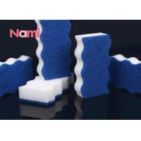 Buy cheap Powerful Cleaning Eraser Sponge Pads Multipurpose Heavy Duty Scrubber Blocks product