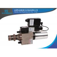 Buy cheap ISO9001 Hydraulic Pressure Control Valve Catbon Steel / Alloy Steel Body Material from wholesalers
