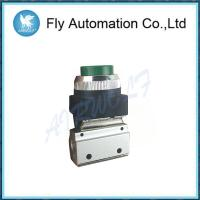 Buy cheap 3/2 Way MSV86321PPL MSV86321TB 1/8  Palm Button Extended Twist Selector Mechanical Valve from wholesalers