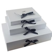 Buy cheap CMYK Printing Garment Packaging Boxes , Fashionable Dress Packing Boxes from wholesalers