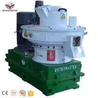 Buy cheap Malaysia Pellet Plant Hot Selling High Efficiency Wood Pellet Machine Price from wholesalers