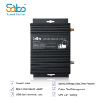 Buy cheap Gps speed governor suppliers sabo SPG02C for vehicles  trucks car bus with control speed limit functon from wholesalers