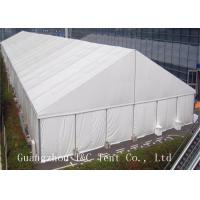 Buy cheap Marquee Outdoor Storage Tent Easy Maintenance For All Ground Situation from wholesalers