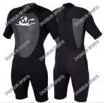 Buy cheap Short Sleeves Neoprene Surfing Suit from wholesalers