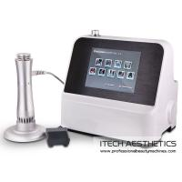 Buy cheap Pain Free Extracorporeal Shockwave Therapy Machine For Tendonitis / Tennis Elbow from wholesalers