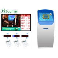 Buy cheap Touch Screen Ticket Dispenser Machine Automatic Ticket Machine For Bank Hospital from wholesalers