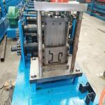 Buy cheap Light Steel Villa Cold Roll Forming Machine Steel Sheet Welding 1 Year Warranty from wholesalers