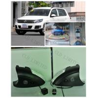 Buy cheap IR Function Panoramic view Car Backup Camera Systems With Dvr For Volkswagen Tiguan from wholesalers