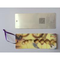 Buy cheap Full Color Offset Printing Personalized Bookmarks For Students , Pop 3d from wholesalers