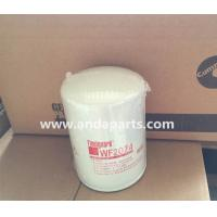 Buy cheap GOOD QUALITY FLEETGUARD WATER FILTER WF2074 For Buyer from wholesalers