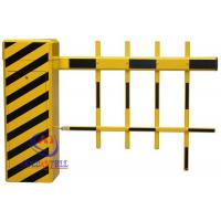 Buy cheap 100M RFID Long Range Car Park  Boom Barrier Gate , Outdoor Fence Park Barrier Gate from wholesalers