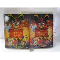 Buy cheap Newest Aladdin the Return of jafar disney dvd movie with slip cover case,accept paypal! from wholesalers