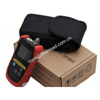 Buy cheap Handheld Fiber Optic Power Meter Test Equipment With FC ST SC Connector from wholesalers