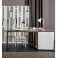 Buy cheap Office Design Desk Wooden Study Cum Computer Table KSL-BT001 from wholesalers