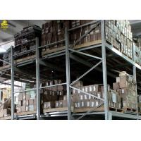 Buy cheap Warehouse Storage Push Back Pallet Rack With Special Gravity Dustproof from wholesalers