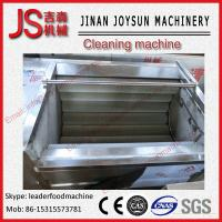 Buy cheap 3 Sieves Groundnut Seeds Cleaning Machine / Peanut Destone Machine from wholesalers
