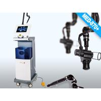 Buy cheap Vertical Machine RF Tube Fractional Co2 Laser Medical Machine for Doctors Beauty salon from wholesalers