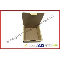 Buy cheap Small Corrugated Carton Box / Square Cardboard Mailing Boxes For Headphone Package from wholesalers