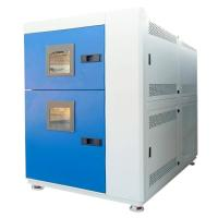 Buy cheap Basket Type 2 Zones Climatic Temperature Stainless Steel Thermal Shock Test Chamber from wholesalers