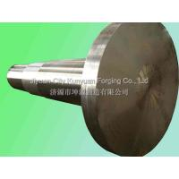 Buy cheap ASTM / ASME Forging Auto Drive Shaft  Carbon / Alloy Steel Forged Turbine Shaft product