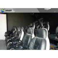 Buy cheap Electric System 5D Movie Theater With Motion Ride Special Effect Bubble / Rain / Snow product