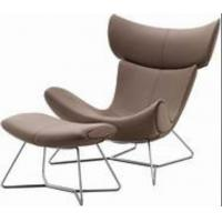 Buy cheap Imola Chair with Stool Vintage Chair Single Sofa Hotel Lobby lounge Armchair from wholesalers