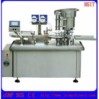 Buy cheap Linear Filling linefor 10ml injection vial with Capacity: 40-50bpm and 2 filling heads from wholesalers